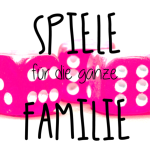 Osterspiele Familie