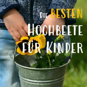 Ostern Hochbeete für Kinder